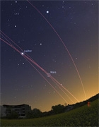 Stellarium - take a journey through our solar system